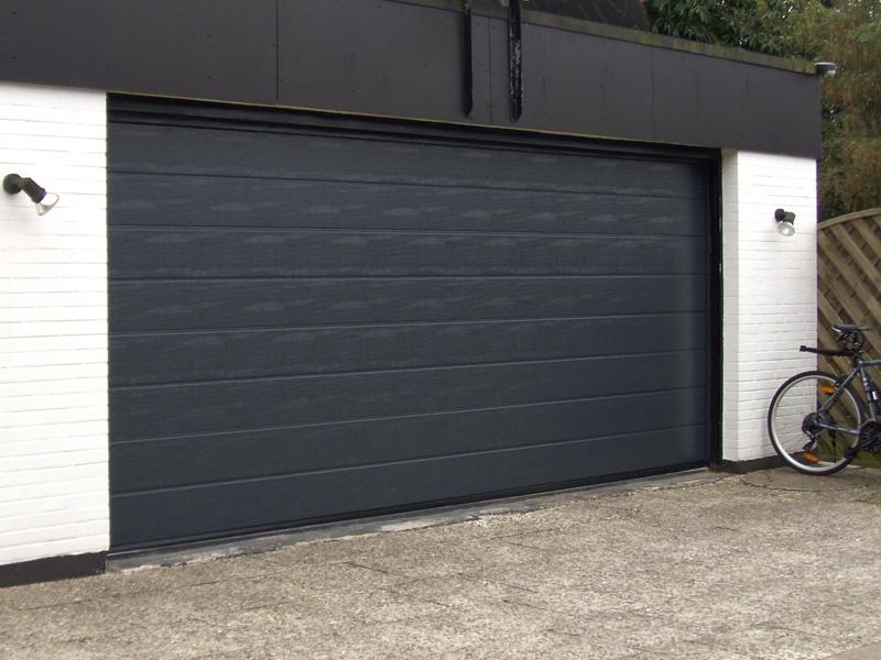 Garagen-Sektionaltor EPU 40, Moorrege