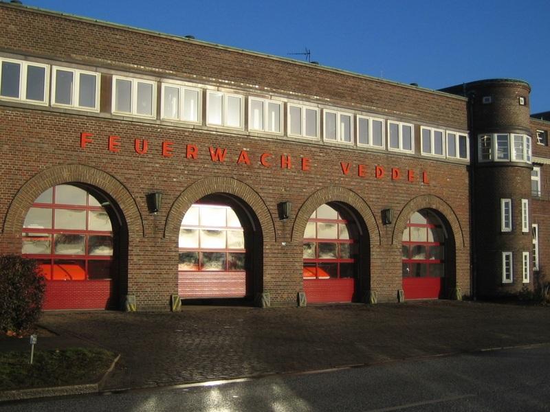Industriesektionaltor HÖRMANN APU 40, Hamburg-Veddel